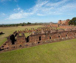 Sítio Histórico Santíssima Trinidad- PY