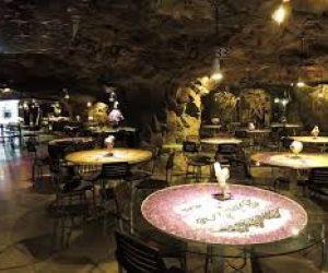 Restaurante subterraneo