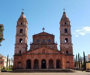Santo ƒngelo - Catedral