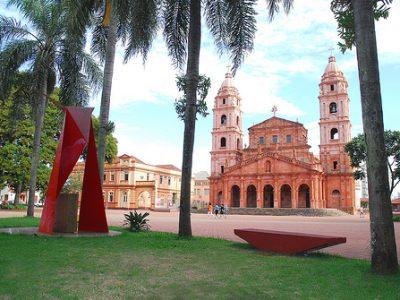 catedral - missões brasil